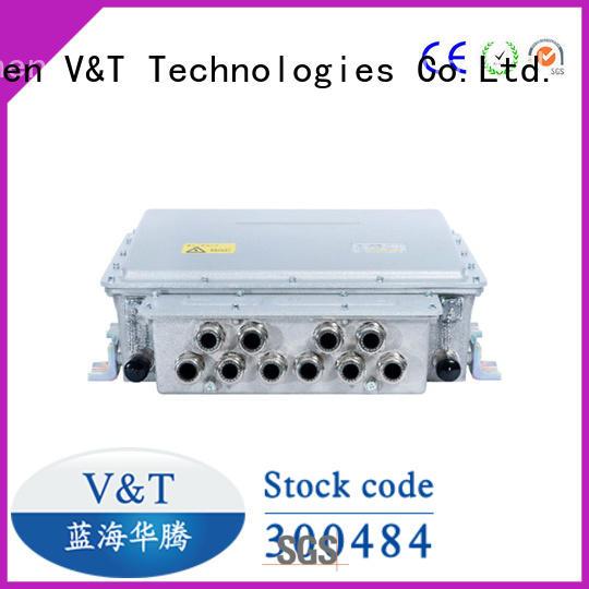 V&T Technologies mcu dc dc motor control unit manufacturer for industry equipment
