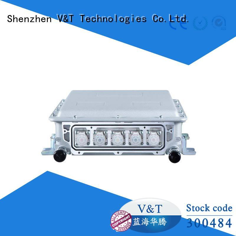 V&T Technologies aircooling motor motor control unit manufacturer for industry equipment