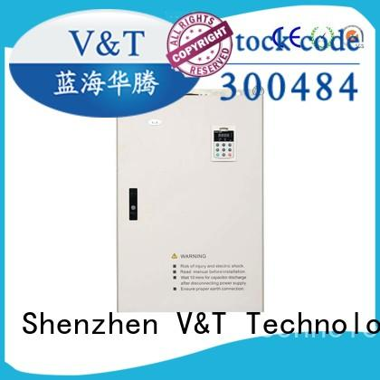 V&T Technologies high quality 3 phase vfd 75kw-3000kw for machinery