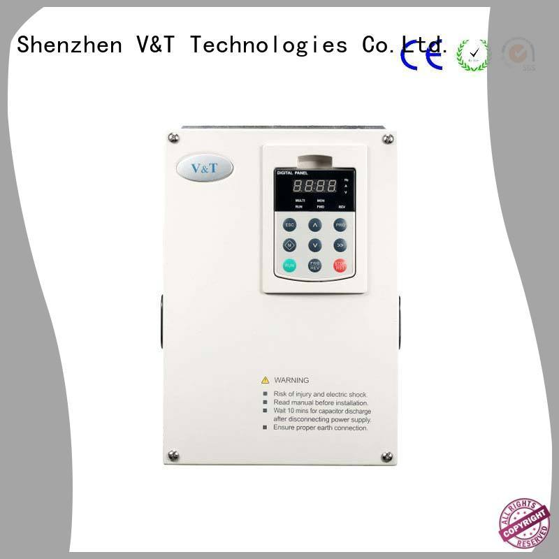 V&T Technologies Safe how does a variable speed drive work from China for hoist crane