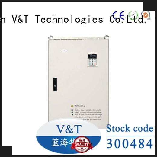 V&T Technologies 75kw3000kw variable frequency drive uses personalized for industry