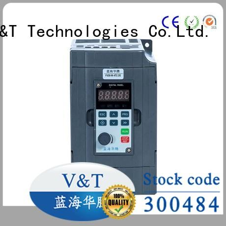 5-star service FV20 series inverter full functions factory for limited mounting space