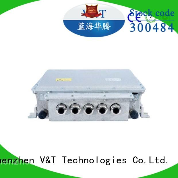 V&T Technologies customized automatic motor controller antidust for pump vehicle