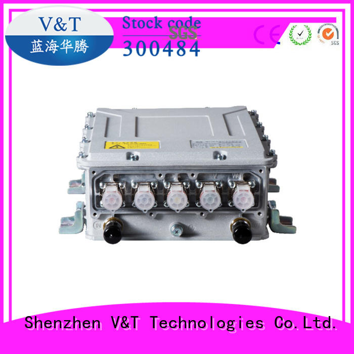 customized variable ac motor controller supplier for pump vehicle