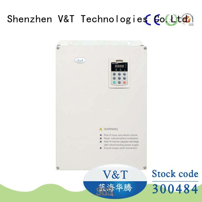 V&T Technologies controllability types of ac drives factory for Speed control