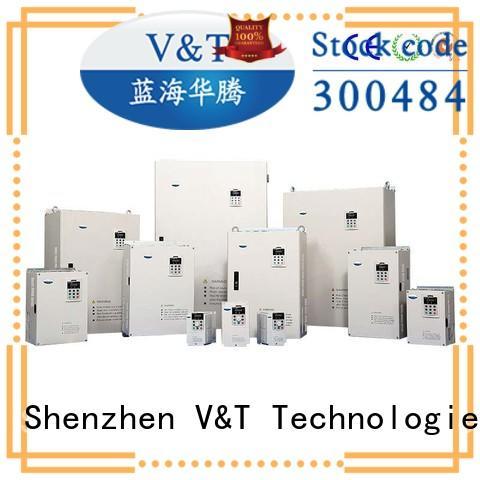 V&T Technologies v61 servo motor control manufacturer for industry