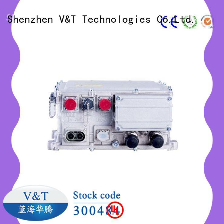 customized ac motor controller from China for vehicle type