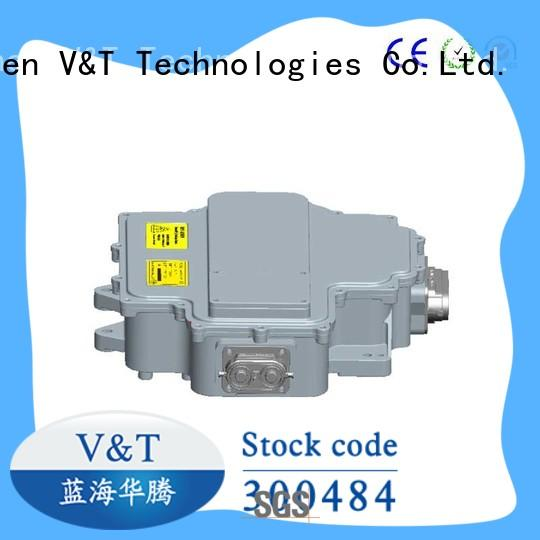 controller mcu electric vehicle controller manufacturer for industry equipment V&T Technologies