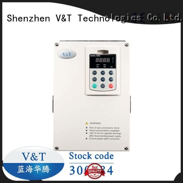V&T Technologies new arrival vfd for 3 phase motor manufacturer for heavy−duty application