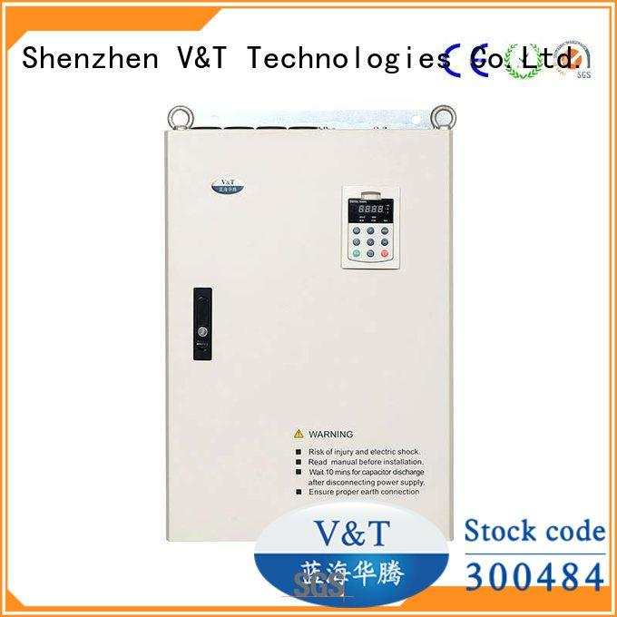 V&T Technologies synchronous servo drive working manufacturer for electric device