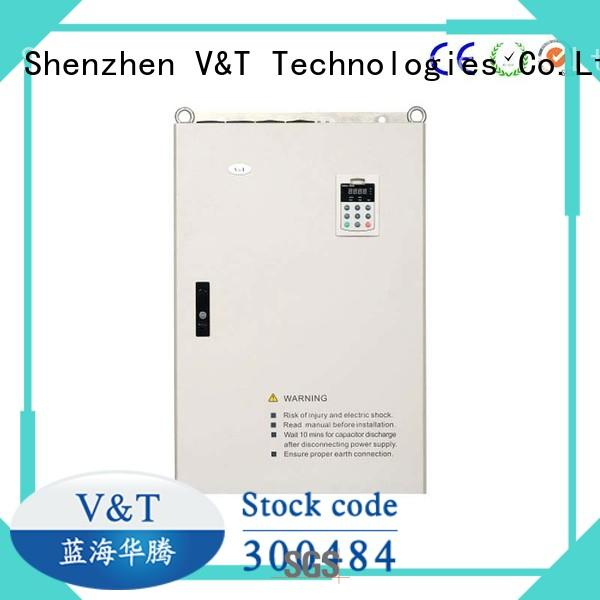 V&T Technologies high quality E5 series high-performance universal Inverter factory-made in China for machinery
