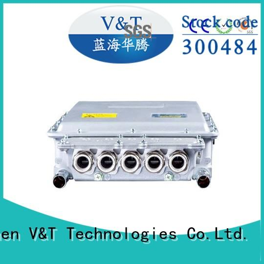 special purpose electric car controller manufacturer for industry equipment V&T Technologies