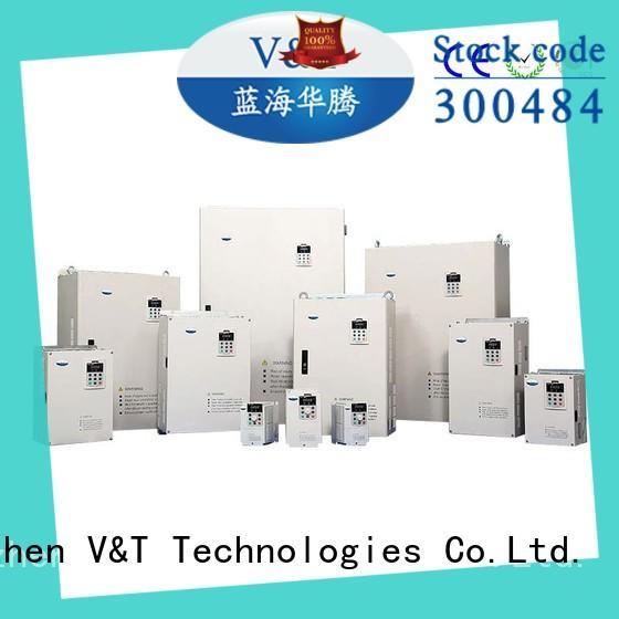 V&T Technologies brand new servo motor driver factory