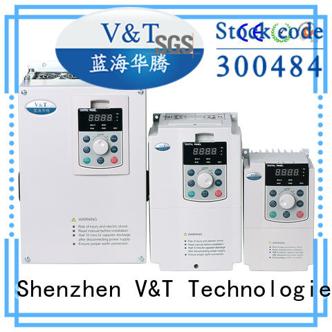 OEM ODM V5 series inverter supplier V&T Technologies