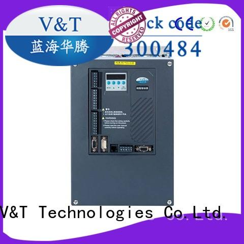 V&T Technologies international high-end servo drive factory for power system