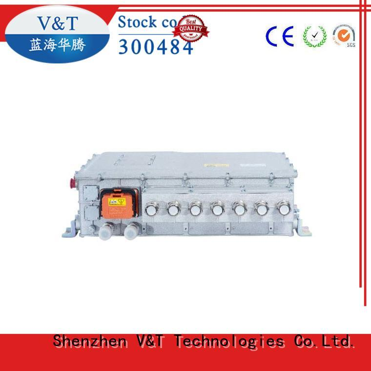 V&T Technologies 4in1 electric vehicle motor controller design from China for vehicle type