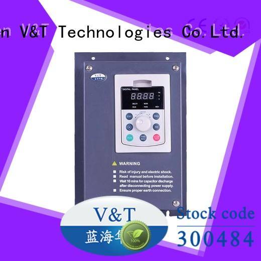 V&T Technologies 100% quality how does a variable frequency drive work design for control systems