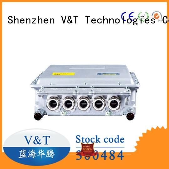 V&T Technologies electric vehicle ac motor controller manufacturer for industry equipment