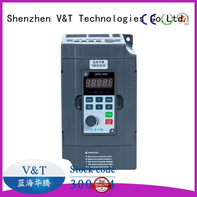 100% quality FV20 series inverter compact size solutions for low power