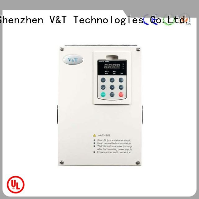 V&T Technologies small variable frequency drive manufacturer