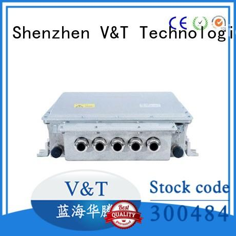 V&T Technologies quality electric vehicle motors and controllers manufacturer for industry equipment