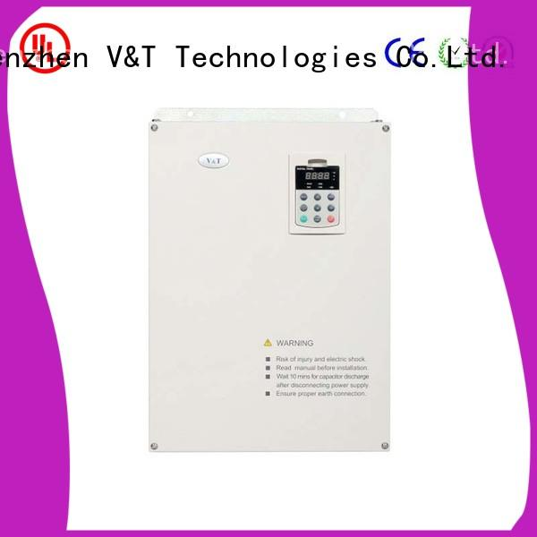 V&T Technologies customized types of ac drives tension control inverter for machine