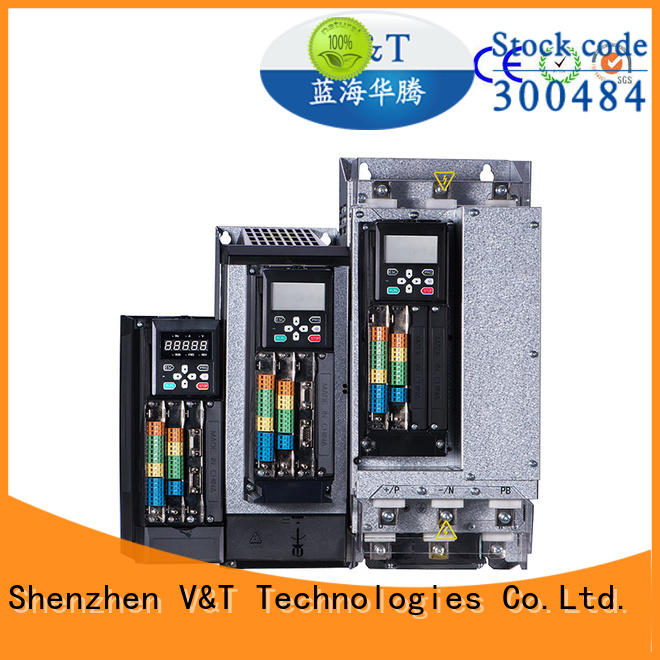 V&T Technologies original variable frequency drive China for importer
