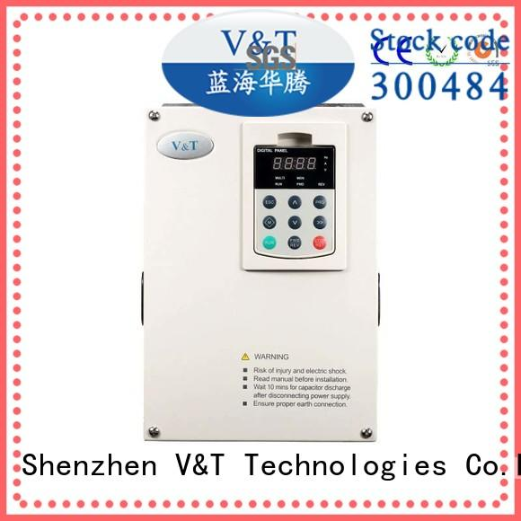 trustworthy vsd variable speed drive inverter for machines V&T Technologies