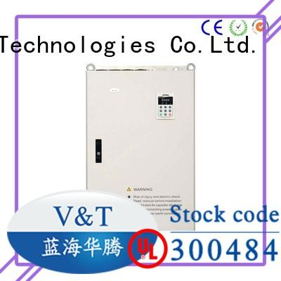 V&T Technologies new generation 2hp vfd drive high performance for industry