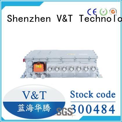 V&T Technologies 4in1 dc servo motor controller manufacturer for industry equipment