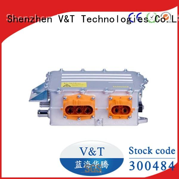 V&T Technologies electric vehicle electric vehicle ac motor controller supplier for vehicle type