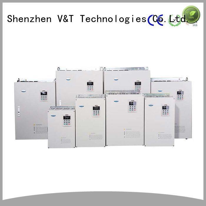 V&T Technologies cost-saving servo motor control manufacturer for industry