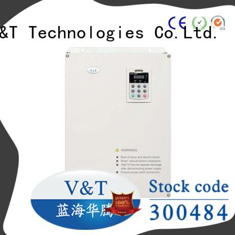 V&T Technologies intelligent types of ac drives factory for Speed control