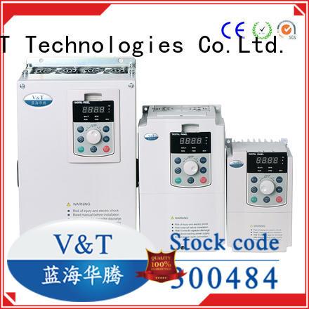 V&T Technologies OEM ODM vector control inverter supplier for trader