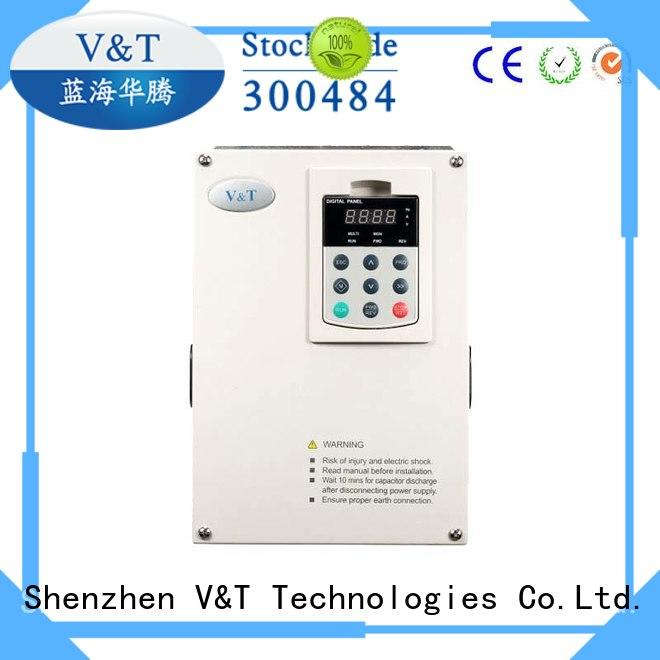 water small variable frequency drive factory for heavy−duty application V&T Technologies