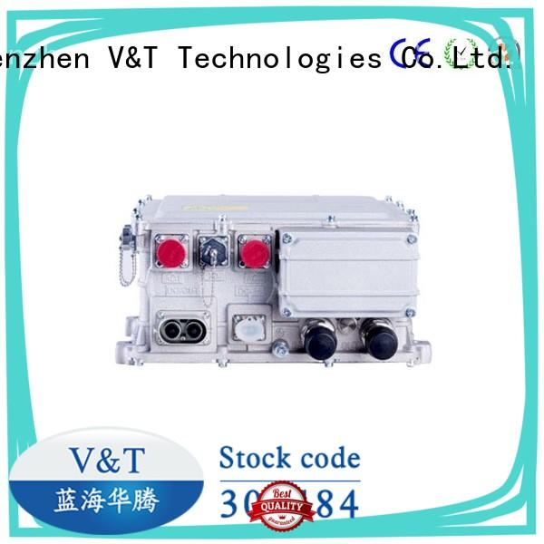 V&T Technologies quality electronic motor controller manufacturer for industry equipment