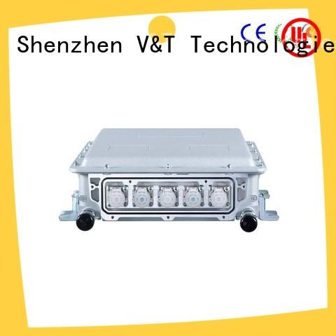 V&T Technologies standard motor controller electric vehicle brand