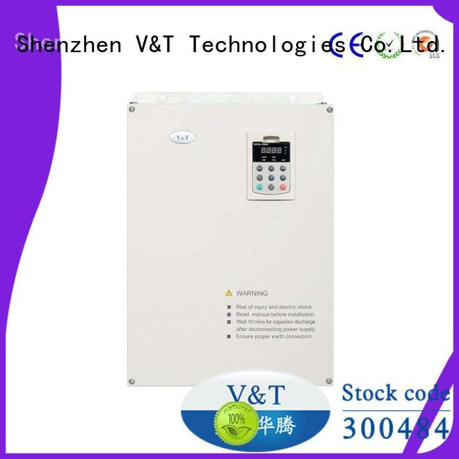 V&T Technologies controllability what is a variable speed drive sample provide for tension control