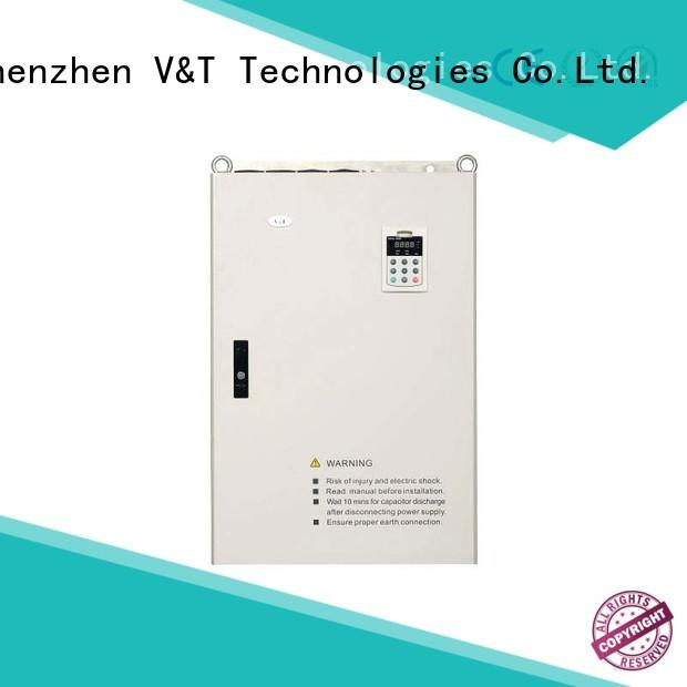 V&T Technologies variable frequency drive uses personalized for industry