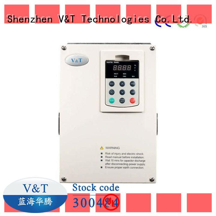 V&T Technologies trustworthy variable frequency drive for 3 phase motor from China for hoist crane