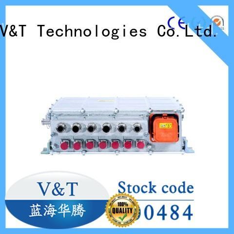 4-in-1 Auxiliary Controller (Oil pump + Air pump +DC/DC+PDU)