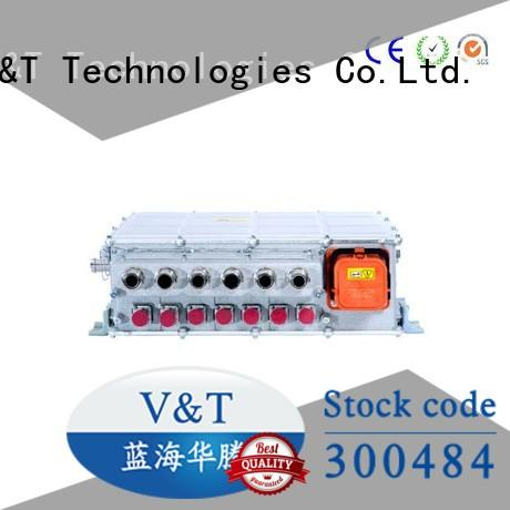 V&T Technologies special electric car motors and controllers manufacturer for industry equipment