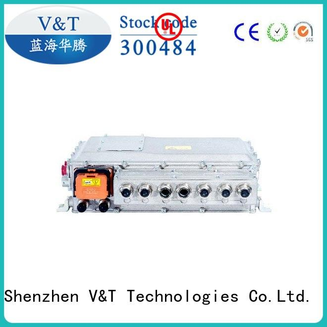 vehicle tank electric vehicle ac motor controller manufacturer for industry equipment V&T Technologies