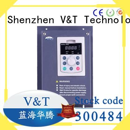 V&T Technologies durable how does a variable frequency drive work oem odm for machinery