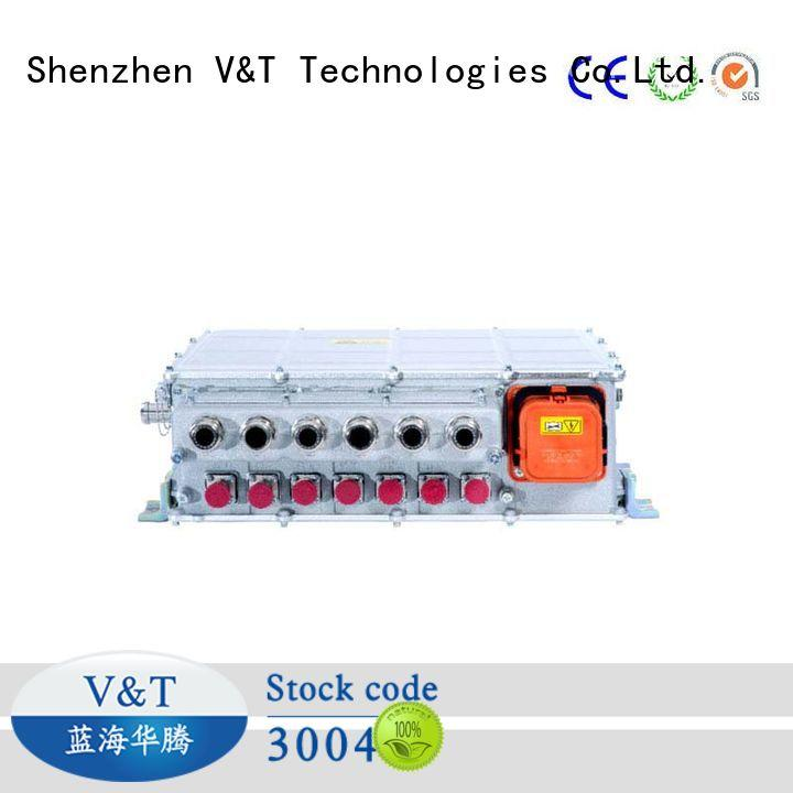 truck electric motor controller manufacturer for industry equipment V&T Technologies