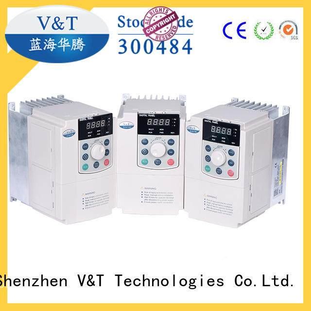 V&T Technologies customized E5 series high-performance universal Inverter factory-made in China for machinery