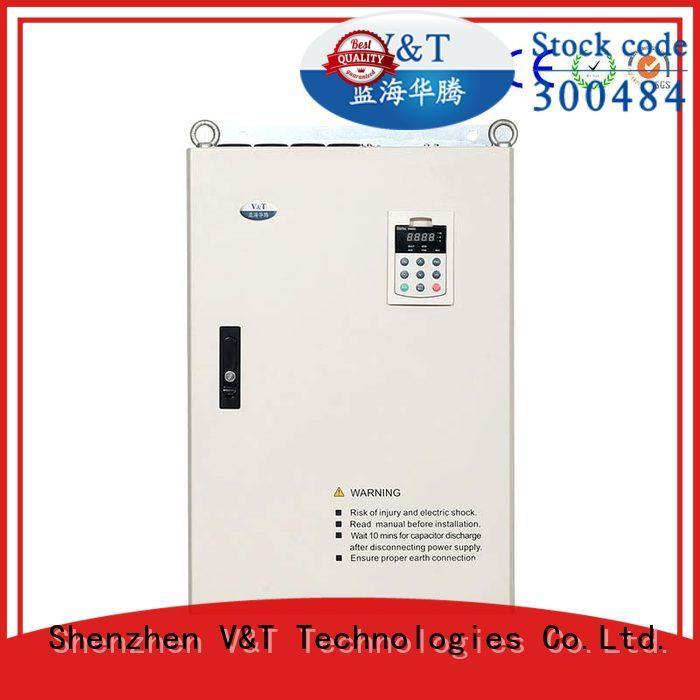 V&T Technologies hot sale servo drive working factory