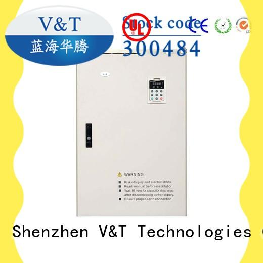 V&T Technologies high quality universal variable frequency driver factory-made in China for vector control