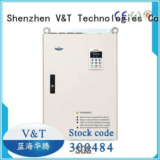 V&T Technologies customized frequency drive control fatory for special purpose