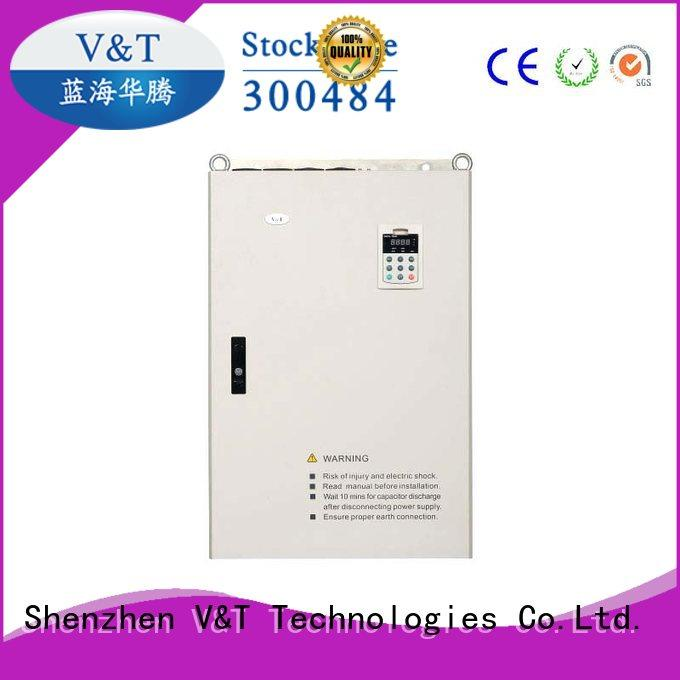 V&T Technologies 75kw3000kw variable frequency drive uses supplier for machinery